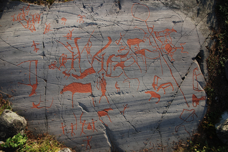 Alta Norway Rock Art