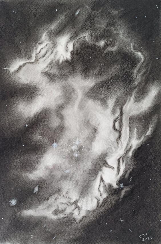 Small Magellanic Cloud Art