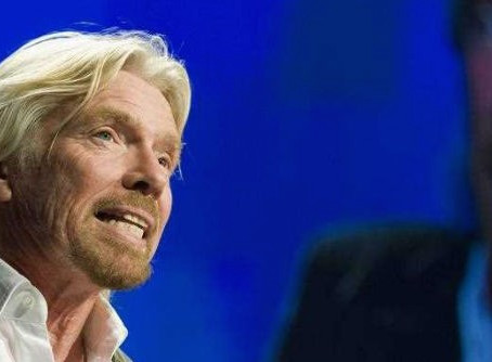 """Richard Branson's six """"universally true"""" tips for building a successful startup"""