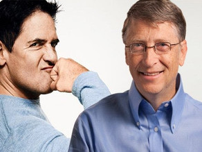 6 Things We Can Learn From Mark Cuban And Bill Gates