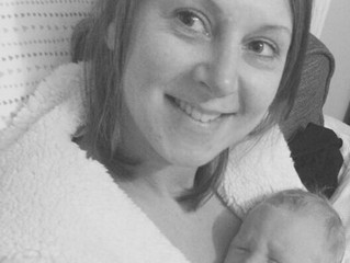 A beautiful birth story from an empowered Mellow Mumma!