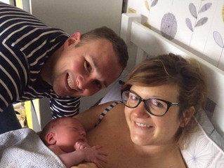 Another amazing first time Mumma's birth story- hospital?! Nah...Sidney decided to be born at ho