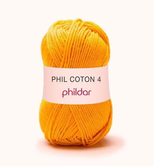 Phil Coton 4 - Tournesol