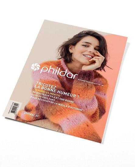 Revue Phildar n°190 - 'Tricotez la bonne humeur' (femmes)