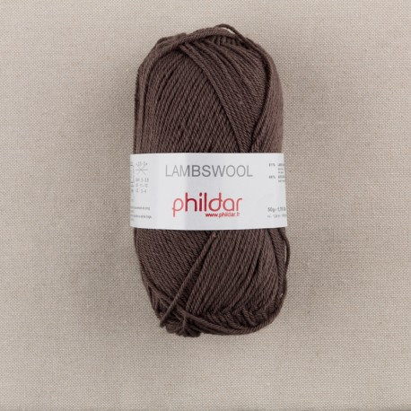 Lambswool - Taupe