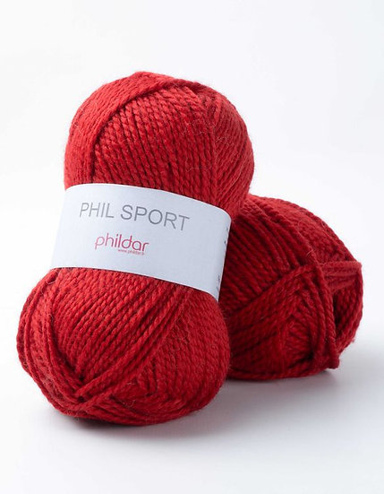 Phil Sport - Rouge