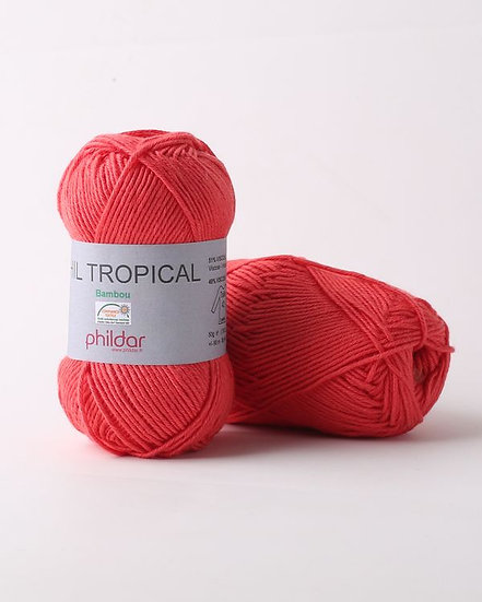 Phil Tropical - Coquelicot