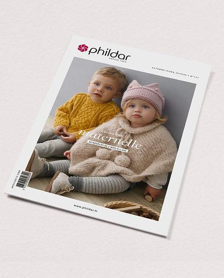 Revue Phildar n°177 : Maternelle 6M-4A