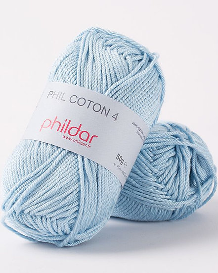 Phil Coton 4 - Azur