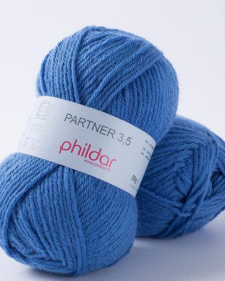Partner 3,5 - Bleuet