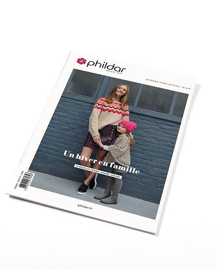 Catalogue Phildar n°699 : Un hiver en famille