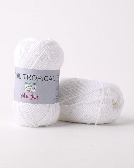 Phil Tropical - Blanc