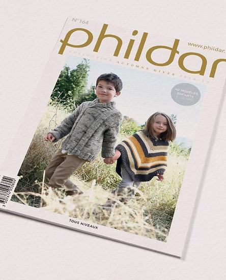 Revue Phildar n°164 : 40 modèles enfants