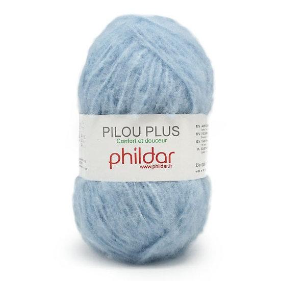 Pilou Plus - Porcelaine