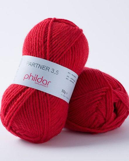 Partner 3,5 - Rouge