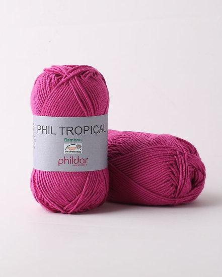 Phil Tropical - Fuchsia