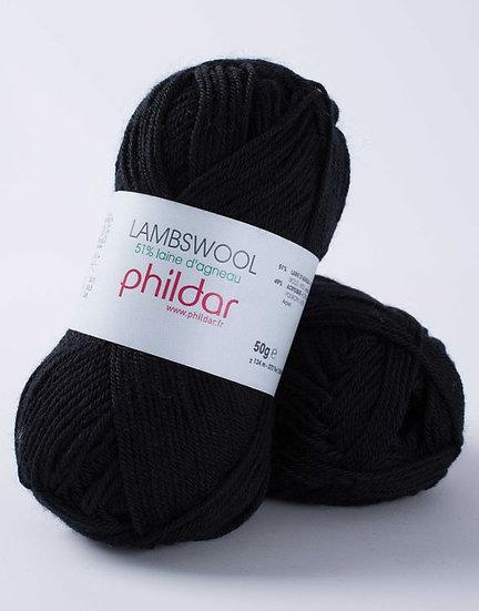 Lambswool - Noir