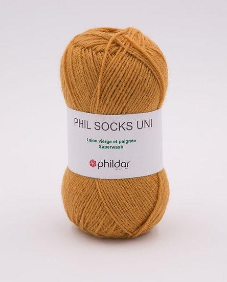 Phil Socks Uni - Miel