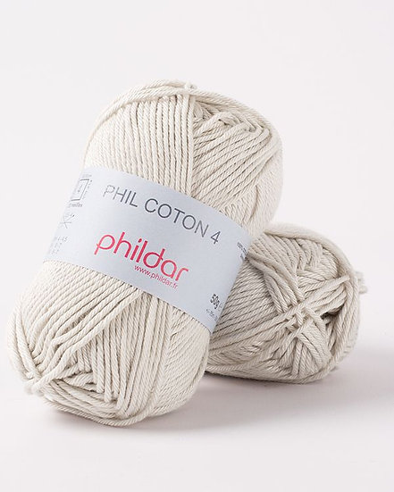 Phil Coton 4 - Perle