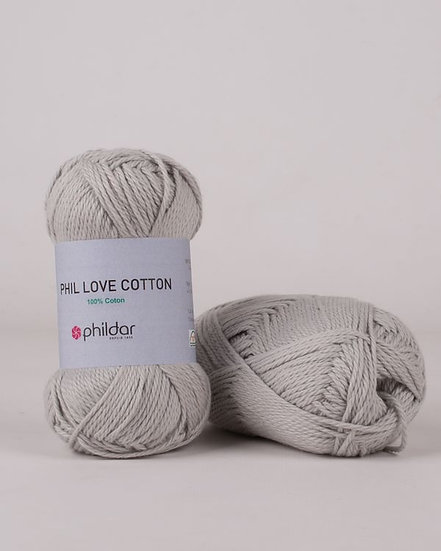 Phil Love Cotton - Perle