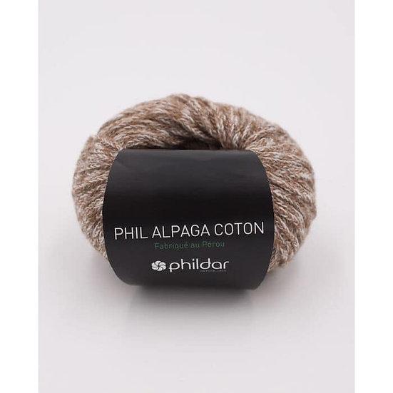 Phil Alpaga Coton - Renne