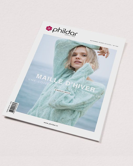 Revue Phildar n°180 :  Maille d'hiver