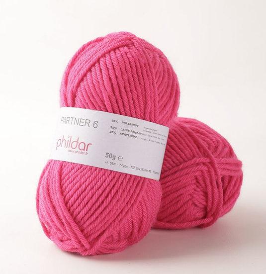 Partner 6 - Pink