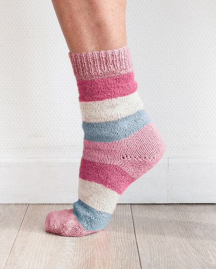 Phil Socks MULTICO - Jacinthe