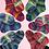 Thumbnail: Laine à bas Opal - Schafpate XII Wanderlust - 4 plis - 100g