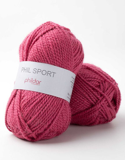 Phil Sport - Fuchsia