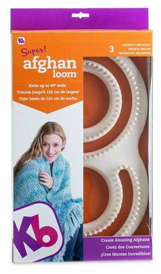 Tricotin afghan authentique