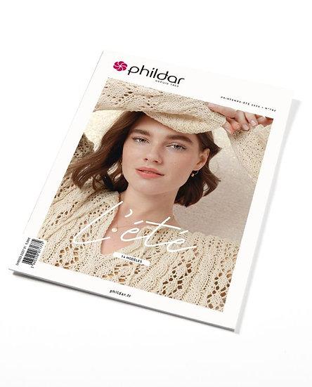 Catalogue Phildar n°702 : L'été!