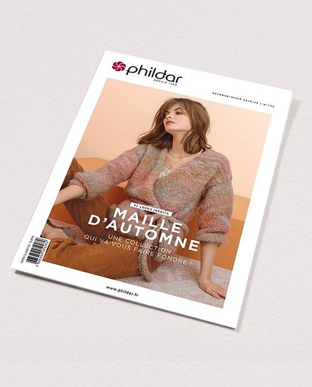 Revue Phildar n°175 : Maille d'automne! 32 looks inédits