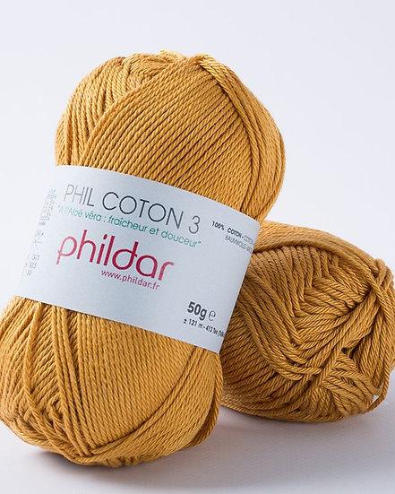 Phil Coton 3 - Gold