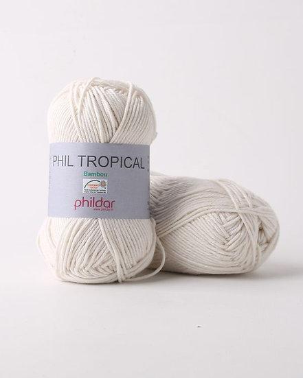Phil Tropical - Écru