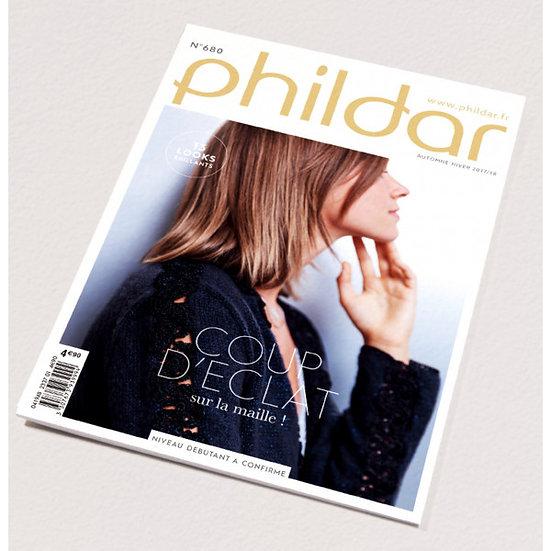 Catalogue Phildar n°680 : Coup d'éclat sur la maille!