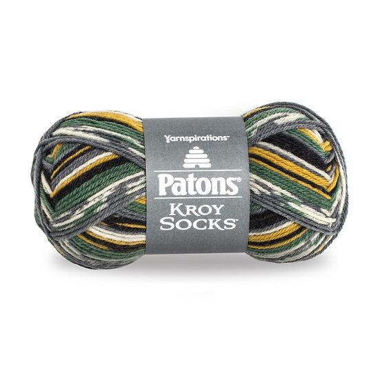 PATONS Kroy Socks - Greener Pastures