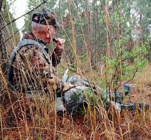 Turkey Hunting near Brewton, AL K & K Outdoors Turkey Calls Shotguns Shells Camo Hat