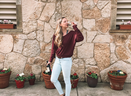 Winter Wineland Sonoma County - A Review