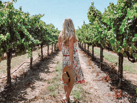 The Day I Went Wine Tasting By Myself