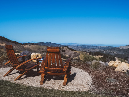 Trailer Camping & Wine Tasting in Paso Robles