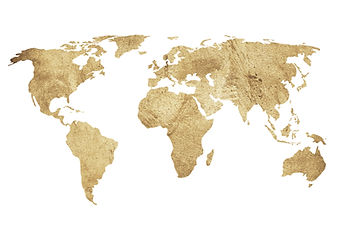 world map vintage artwork - perfect back