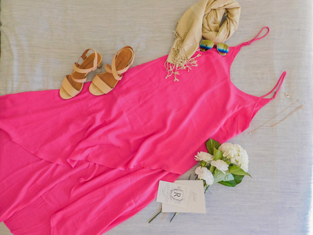 Packing for a Wedding in Coastal Wine Country