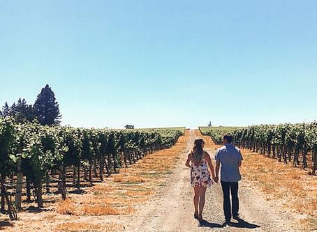 Romantic Getaway in Wine Country