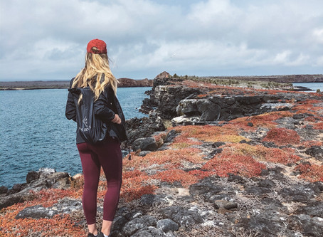 My First Visit to the Galapagos