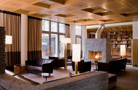 The Lounge at the Omnia Hotel