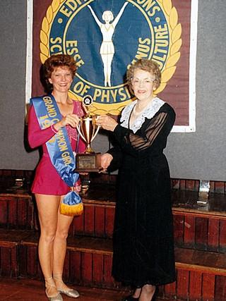 1990 Debbie West