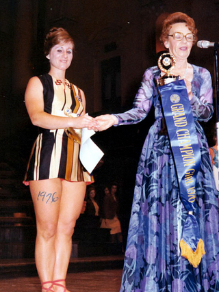 1976 Margaret Brown
