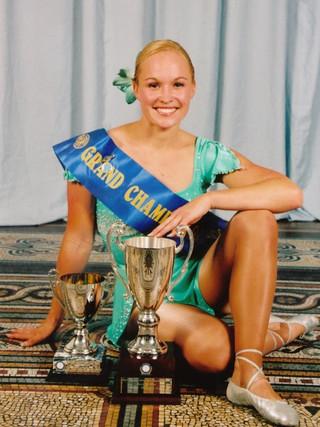 2002 Melissa James
