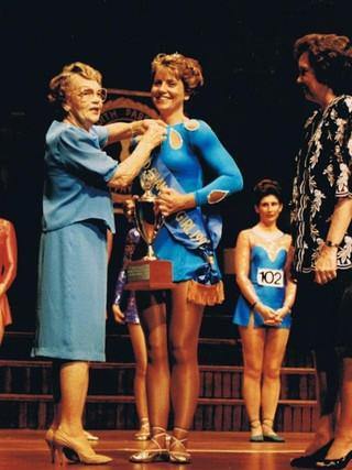 1995 Jenni Moss